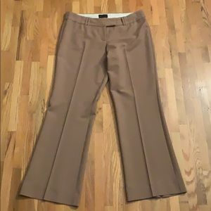 Size 6 Limited Too Beige Dress Pants